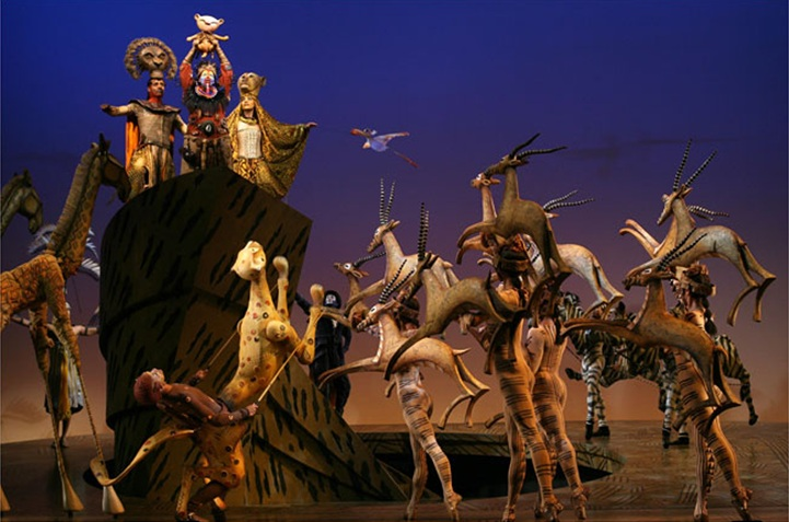 The Lion King from Screen to Stage & The Lion King from Screen to Stage   Thread By Thread: Costumes on ...