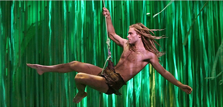 Tarzan Loincloth http://threadbythread.wordpress.com/2011/11/12/tarzan-the-little-mermaid-from-screen-to-stage/